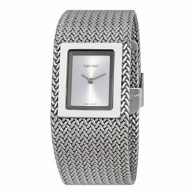 Calvin Klein K5L13136 Mesh Ladies Quartz Watch