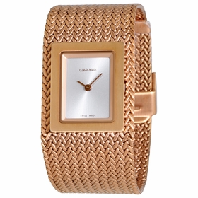 Calvin Klein K5L13636 Mesh Ladies Quartz Watch