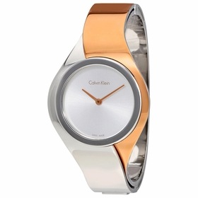 Calvin Klein K5N2M1Z6 Senses Ladies Quartz Watch