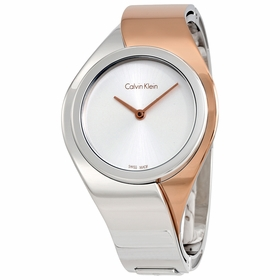 Calvin Klein K5N2S1Z6 Senses Ladies Quartz Watch
