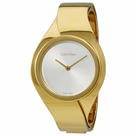 Calvin Klein K5N2S526 Senses Ladies Quartz Watch