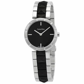 Calvin Klein K5T33C41 Edge Ladies Quartz Watch