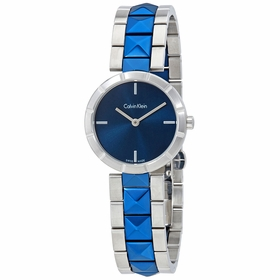 Calvin Klein K5T33T4N Edge Ladies Quartz Watch