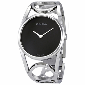 Calvin Klein K5U2M141 Round Ladies Quartz Watch