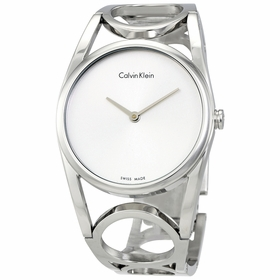Calvin Klein K5U2M146 Round Ladies Quartz Watch