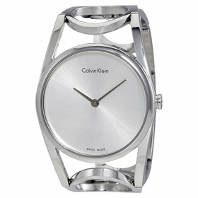 Calvin Klein K5U2S146 Round Ladies Quartz Watch
