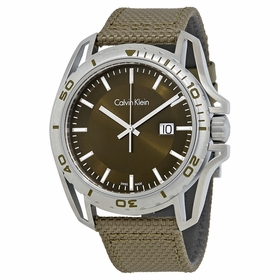 Calvin Klein K5Y31XWL Earth Mens Quartz Watch
