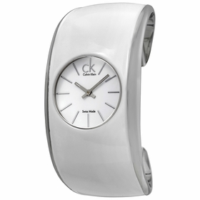 Calvin Klein K6003101 Gloss Ladies Quartz Watch