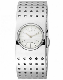 Calvin Klein K8322120 Grid Ladies Quartz Watch