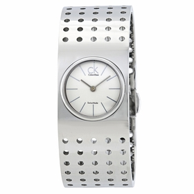 Calvin Klein K8323120 Grid Ladies Quartz Watch
