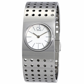Calvin Klein K8324120 Grid Ladies Quartz Watch