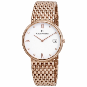 Carl F. Bucherer 00.10301.03.27.21 Adamavi Ladies Quartz Watch