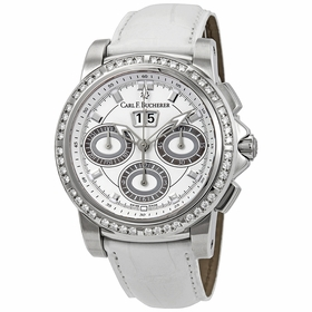 Carl F. Bucherer 00.10611.08.23.12 Chronograph Automatic Watch