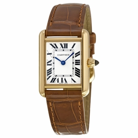 Cartier W1529856 Tank Louis Ladies Quartz Watch
