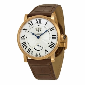 Cartier W1556252 Rotonde de Cartier Mens Hand Wind Watch