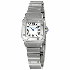 Cartier W20056D6 Santos de Cartier Ladies Quartz Watch