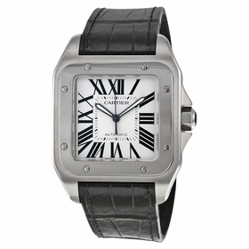 Cartier W20073X8 Santos 100 Large Mens Automatic Watch