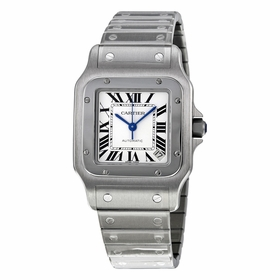 Cartier W20098D6 Santos Mens Automatic Watch