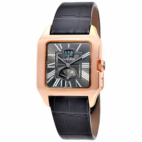 Cartier W2020068 Santos Dumont Mens Hand Wind Watch