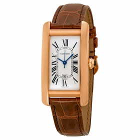 Cartier W2620030 Tank Americaine Unisex Automatic Watch
