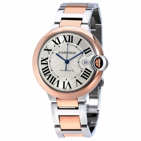 Cartier W2BB0004 Ballon Bleu De Cartier Mens Automatic Watch