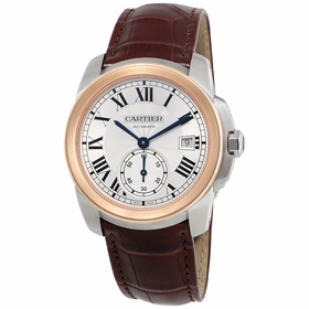 Cartier W2CA0002 Calibre de Cartier Mens Automatic Watch