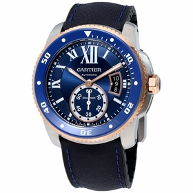 Cartier W2CA0008 Calibre De Cartier Diver Mens Automatic Watch