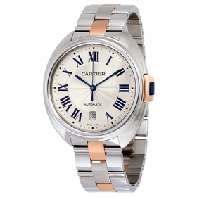 Cartier W2CL0002 Cle Mens Automatic Watch