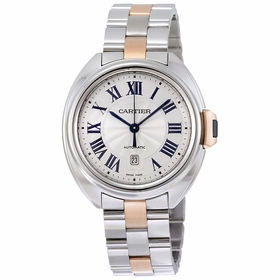 Cartier W2CL0004 Cle de Cartier Ladies Automatic Watch