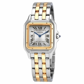 Cartier W2PN0007 Panthere Ladies Quartz Watch