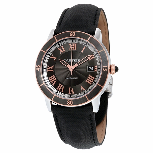 Cartier W2RN0005 Ronde Croisiere Mens Automatic Watch