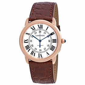 Cartier W2RN0008 Ronde Solo Unisex Automatic Watch