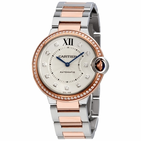 Cartier W3BB0004 Ballon Bleu Ladies Automatic Watch