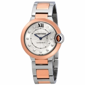Cartier W3BB0013 Ballon Bleu Ladies Automatic Watch