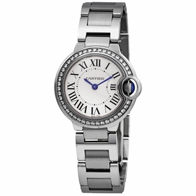 Cartier W4BB0015 Ballon Bleu Ladies Quartz Watch