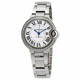 Cartier W4BB0016 Ballon Bleu Ladies Automatic Watch
