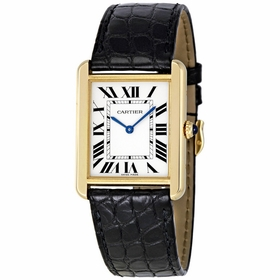 Cartier W5200004 Tank Solo Unisex Quartz Watch
