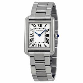 Cartier W5200013 Tank Solo Ladies Quartz Watch