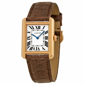 Cartier W5200024 Tank Solo Ladies Quartz Watch