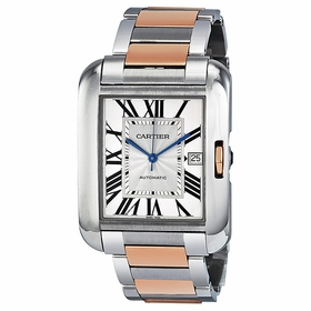 Cartier W5310006 Tank Anglaise Mens Automatic Watch