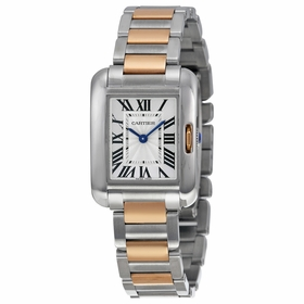 Cartier W5310019 Tank Anglaise Ladies Quartz Watch