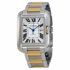 Cartier W5310047 Tank Anglaise Ladies Automatic Watch