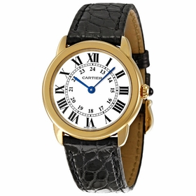 Cartier W6700355 Ronde Solo de Cartier Ladies Quartz Watch