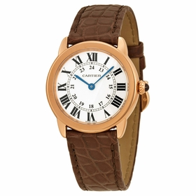 Cartier W6701007 Ronde Solo De Cartier Ladies Quartz Watch