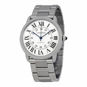 Cartier W6701011 Ronde Solo de Cartier Mens Automatic Watch