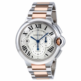 Cartier W6920075 Chronograph Automatic Watch