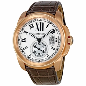 Cartier W7100009 Calibre de Cartier Mens Automatic Watch