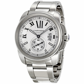 Cartier W7100015 Calibre de Cartier Mens Automatic Watch