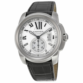 Cartier W7100037 Calibre de Cartier Mens Automatic Watch