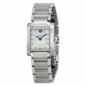 Cartier WE110006 Tank Francaise Ladies Quartz Watch